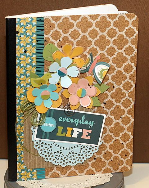crafty goodies: A Journal notebook with S.e.i.~