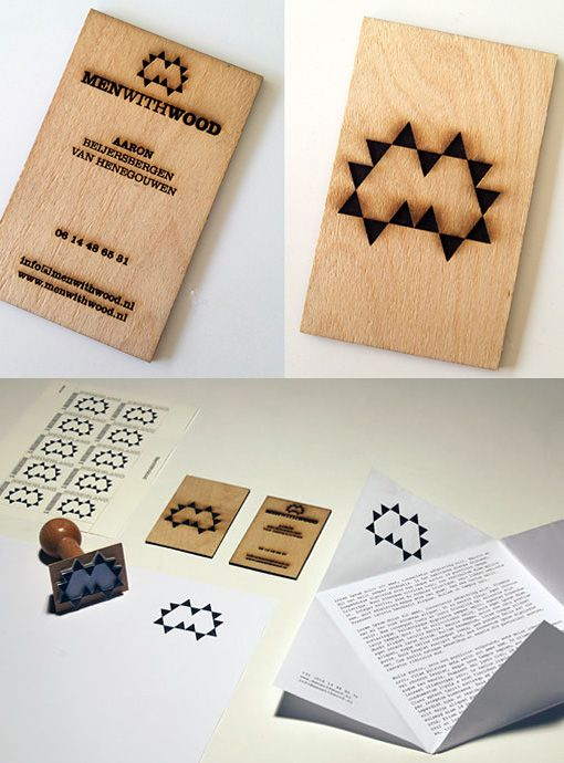Inspired geometric logo laser etched onto a wooden business card inspired geometric logo laser etched onto a wooden business card colourmoves