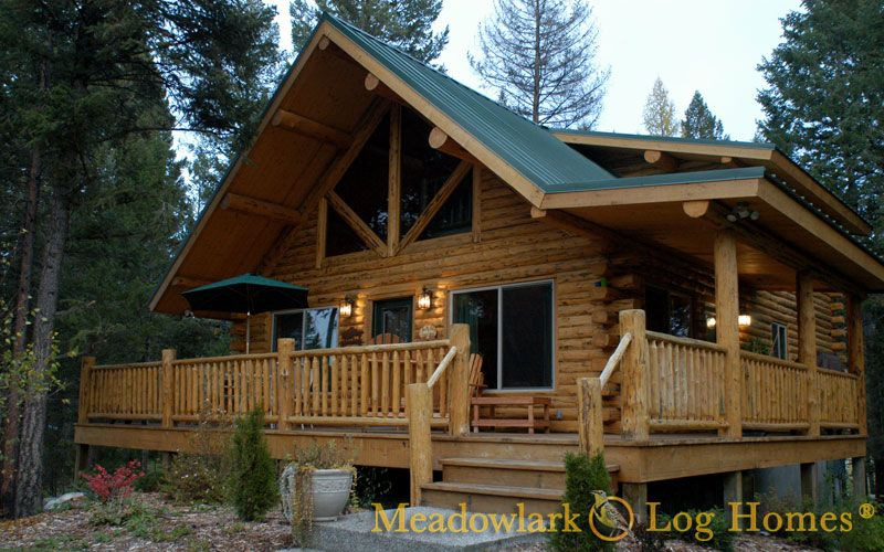 Swiss Chalet Log Home Rustic House Plans Cabin Style Homes Log Homes