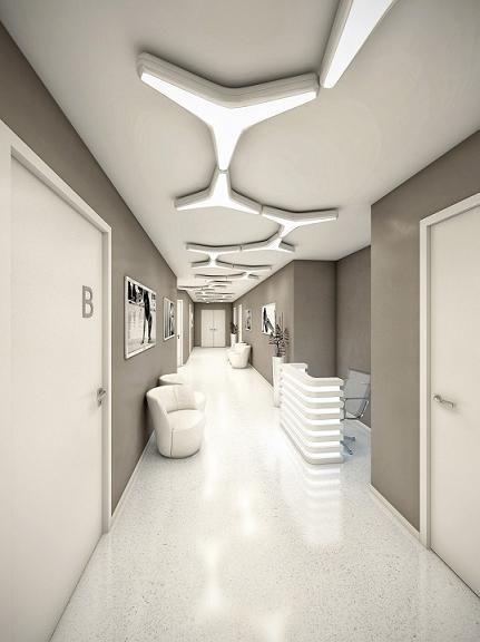 Plastic Surgery Clinic In Russia Interior Design Files Hospital Interior Design Dental Design Interior