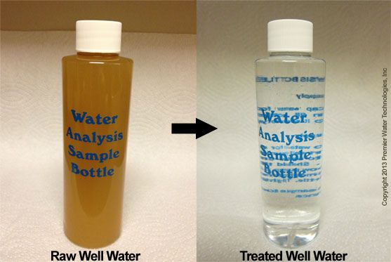 extreme well water softener and iron filter - case study | water ...