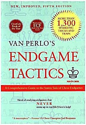 Photo of Endgame Tactics. Ger Van Perlo ,. Karton (TB) – Buch