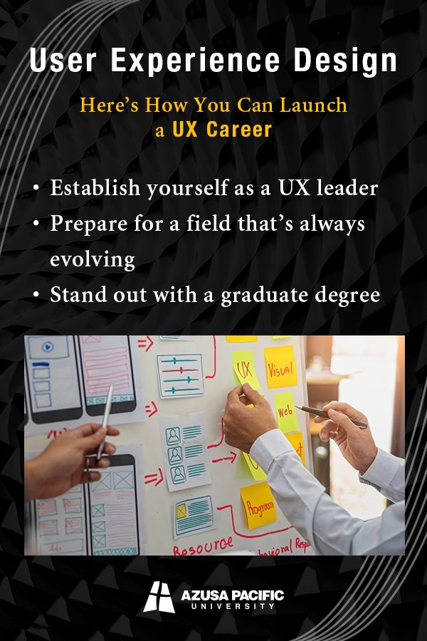 Find Out How A Uxd Master S Degree Can Help You Break Into This Growing Career Field Click To Read More User Experience Design Experience Design Future Jobs