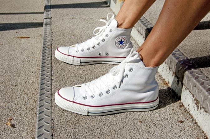 witte all stars   shoes in 2019   sneakers, converse chuck taylor