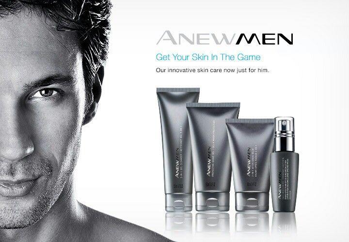 Shop Avon Anew Men Skin Care Wrinkles Anti Wrinkle Skin Care Skin Care Collection