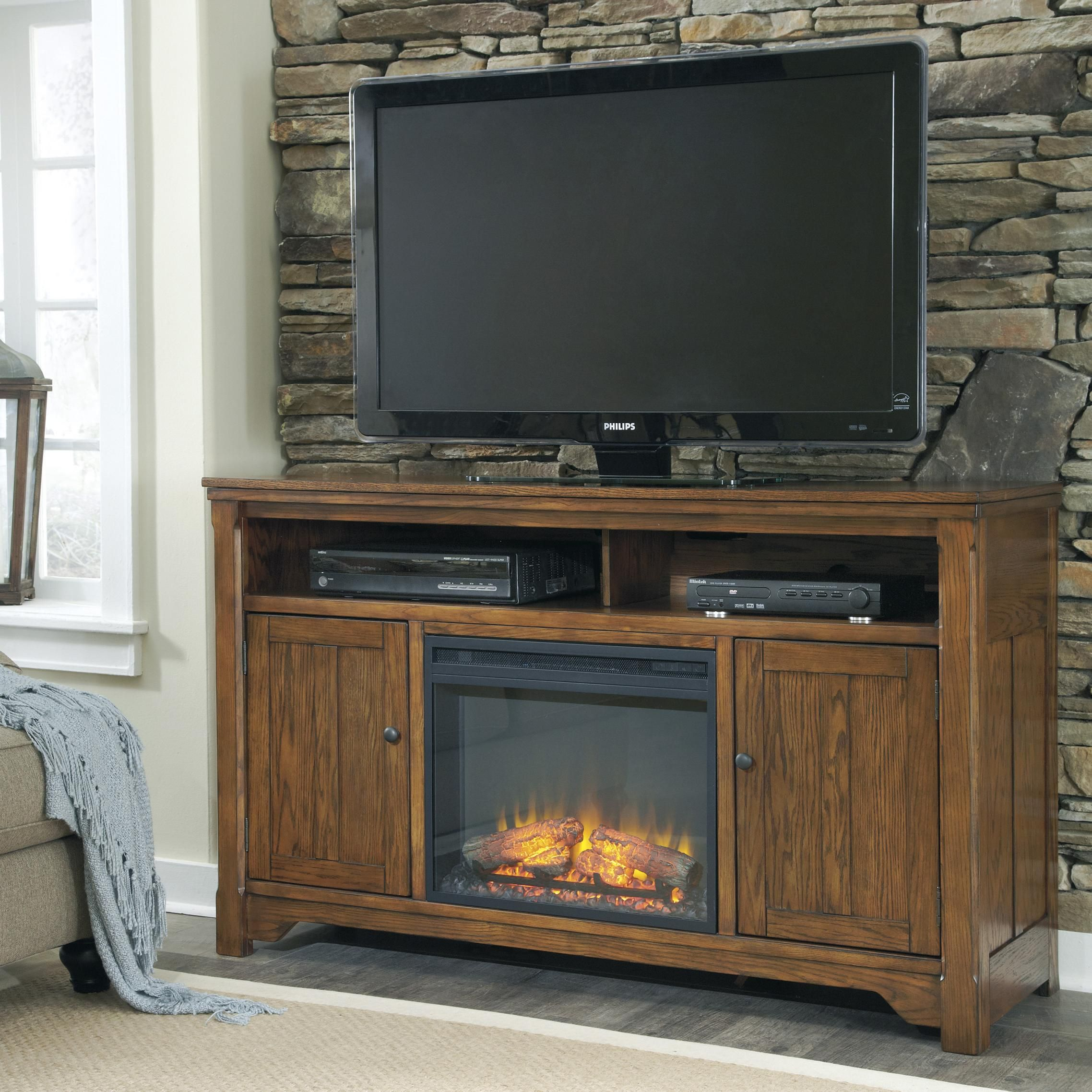 w product ashley wfireplace oh dealer store best stand frantin fireplace cupboard tv furniture stands mentor