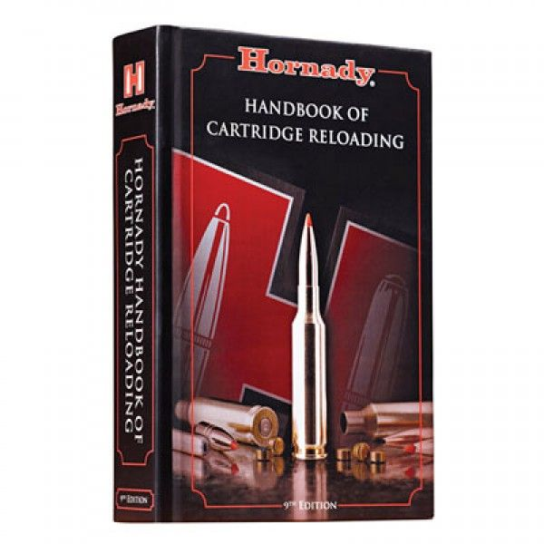 Hornady 9th edition: Handbook of Cartridge #Reloading * $31.99