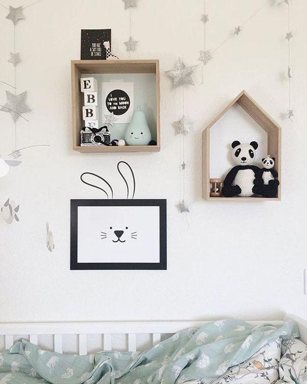 Estanter as originales para el dormitorio infantil - Estanterias para dormitorio ...