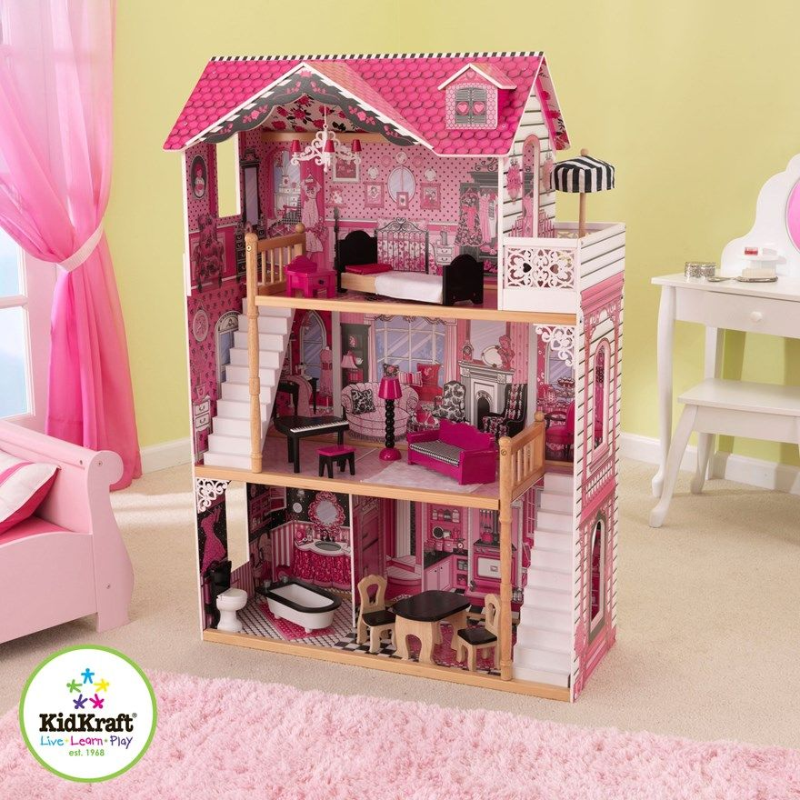 Amelia Dolls House is a must for any dolls fans. Its time
