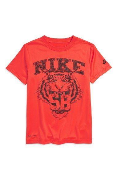 043d31205 Nike 'SB Tiger' Logo Dri-FIT T-Shirt (Big Boys) | fav tattoos | Dri ...