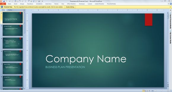 business consulting template for powerpoint 2013 business