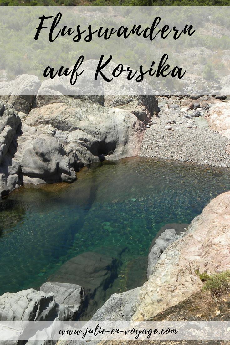 Must-do auf Korsika: Flusswanderung inkl. Flussbaden Eine Flusswanderung gehört zu den absoluten Highlights und darf bei keiner Korsika-Reise fehlen. Natürlich darf dabei auch eine Abkühlung in den Badegumpen nicht fehlen. Im Sommer echt perfekt. Wir haben uns für die Wanderung durchs Fangotal entschieden. #korsika #wandern #ausflugstipp #reisetipp #europa #insel #flusswandern #naturallandmarks