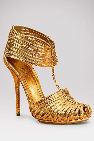 17 Best images about Shoes by Color - gold on Pinterest   Tom ford ...