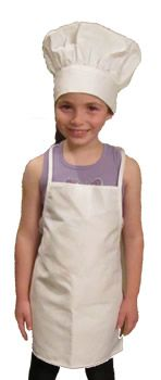 Kids Apron And Rolling Pin Set Kid Chef Hats Chef Sets And Cooking