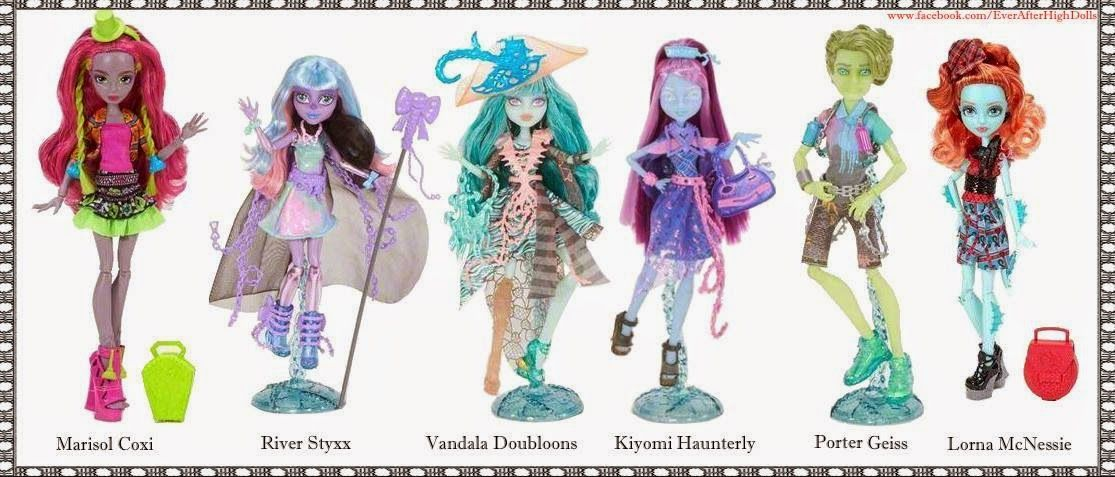 Monster High Twyla Shoes