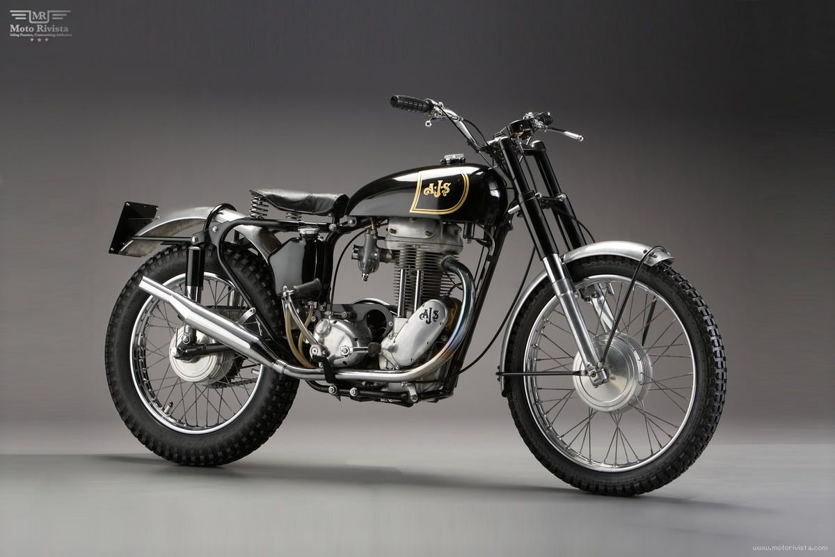 The classic era of British motorcycles has produced some ...