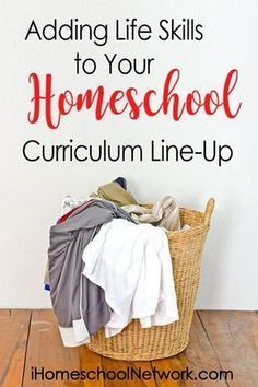 Photo of Adding Life Skills to Your Homeschool Curriculum Line-Up