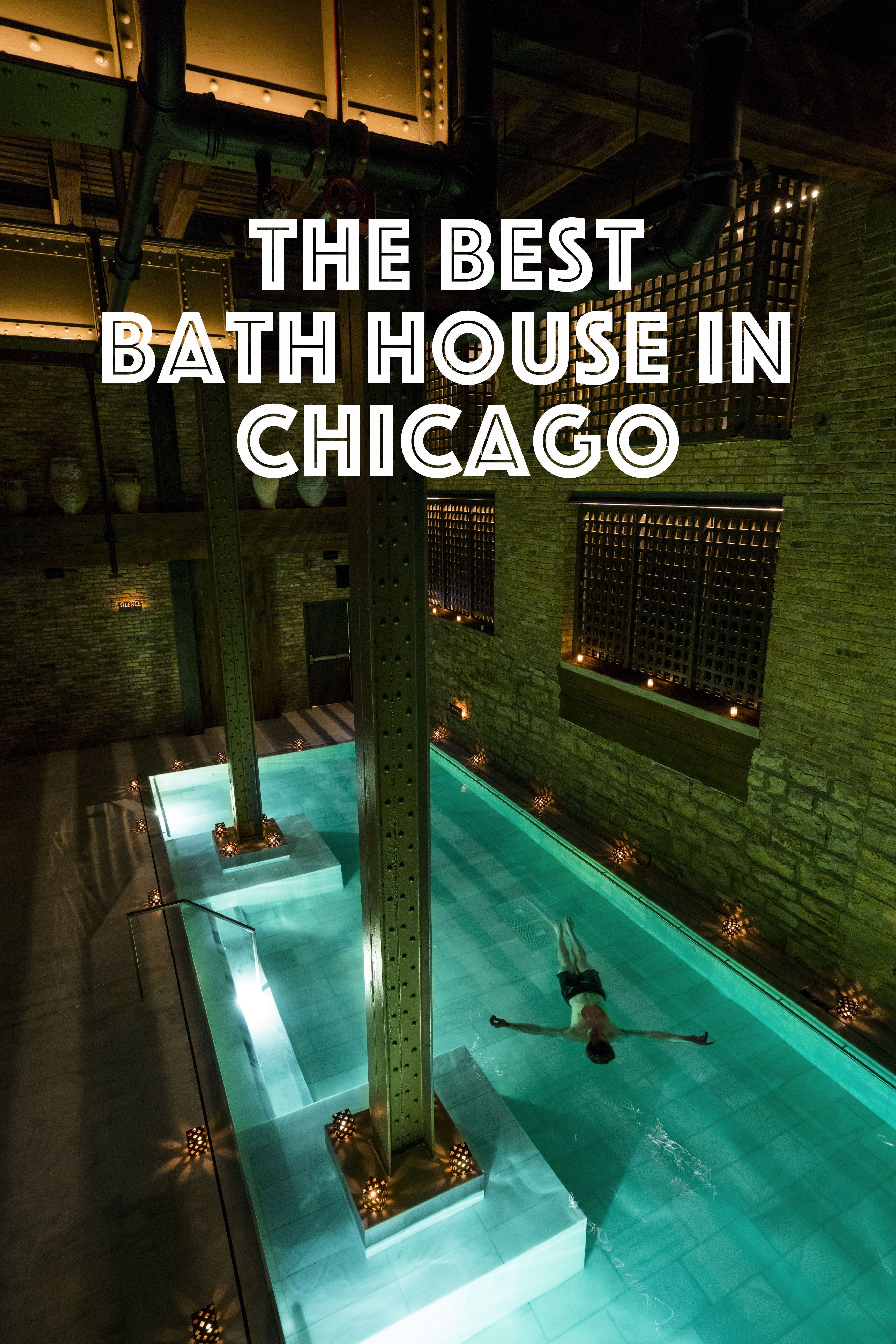 Experience a Roman Style bath house in Chicago   Best of the