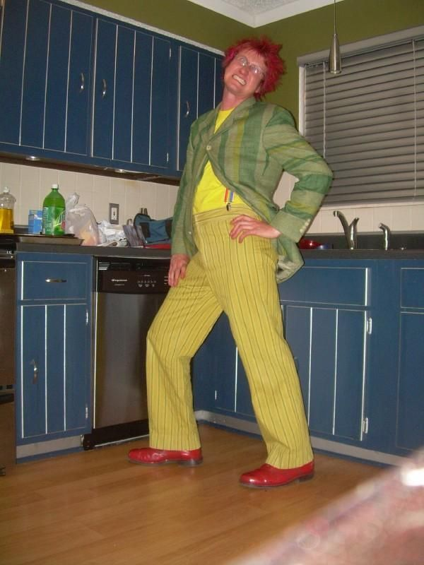 Drop Dead Fred Cosplay