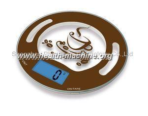 cool 90 escala electrónica de la cocina de la pantalla 5kg del × 30m m LCD con la función de la vicia