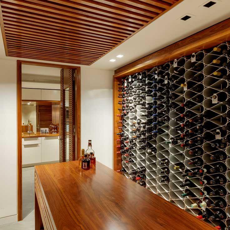 Wine Racks for Custom Kitchens & Cellars | Wine rack ...