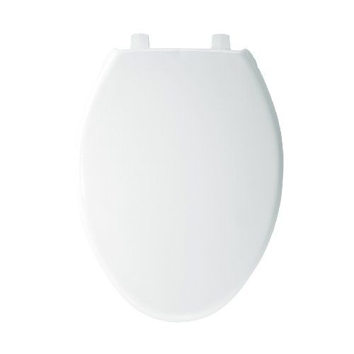 Bemis 1900ss000 Plastic Elongated Toilet Seat With Self Sustaining Hinge White Details On Product Can Be Viewed By C Elongated Toilet Seat Toilet Seat Bemis