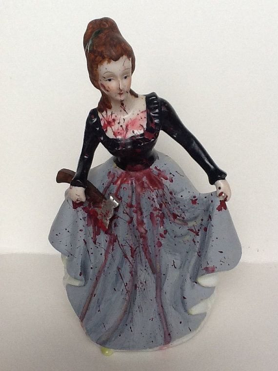 Image result for Serial Killer Figurines vintage