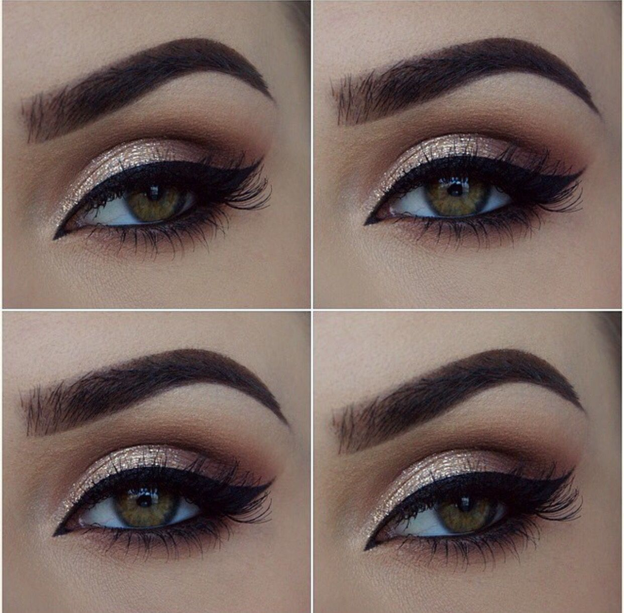 Eye brown for makeup eyes for prom best photo