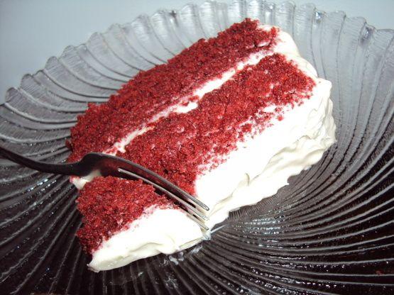 He Proposed Red Velvet Cake Recipe Food Com Recipe Best Red Velvet Cake Cake Recipes Easy Homemade Velvet Cake Recipes