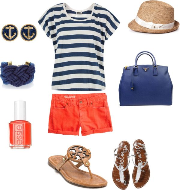 Sailing Mate, created by swimergirl on Polyvore