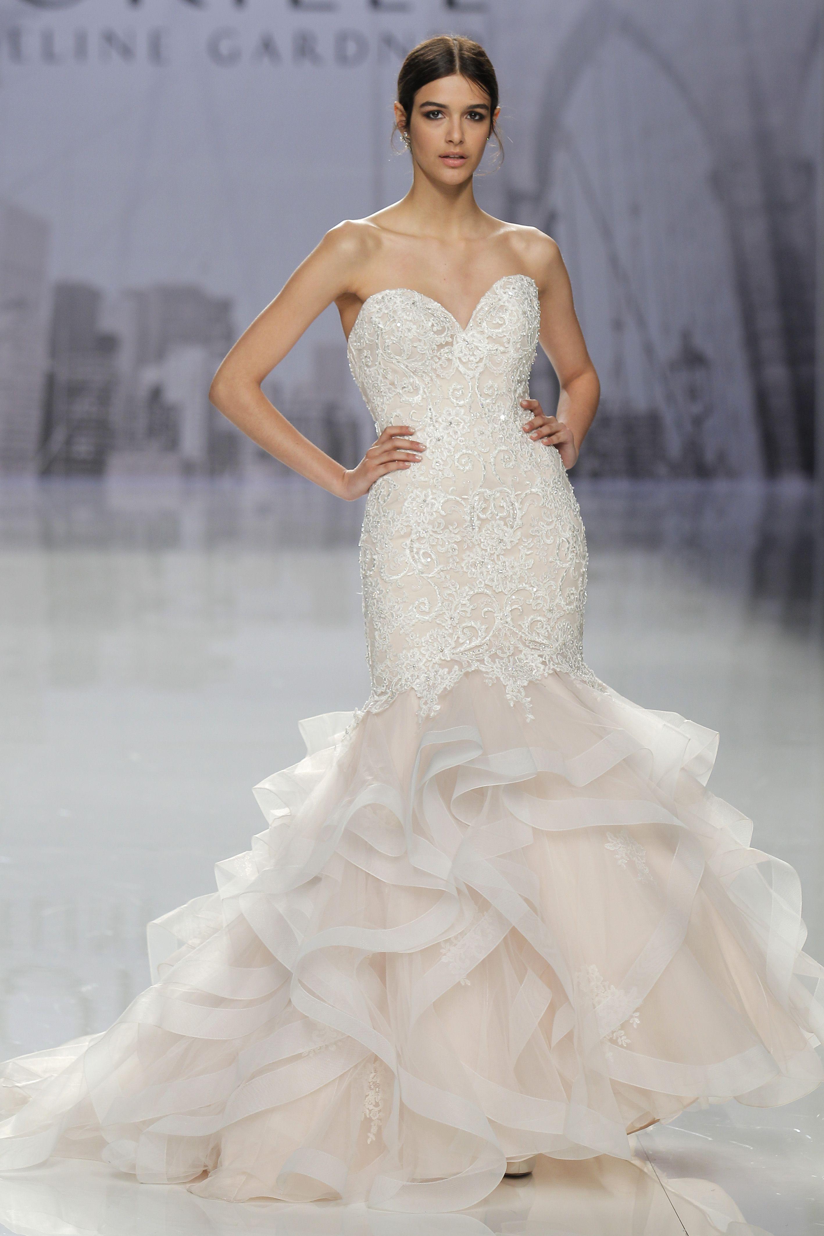 Tendencias vestidos de novia 2018 | boda♡ | Pinterest | De novia ...