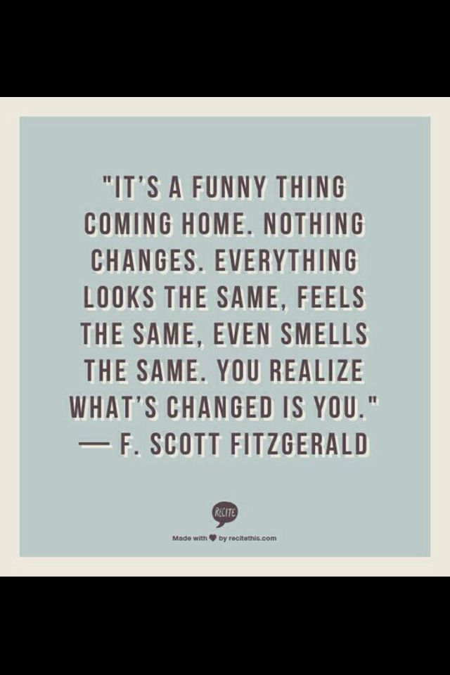 Coming Back Home From Vacation Quotes - Home Sweet Home