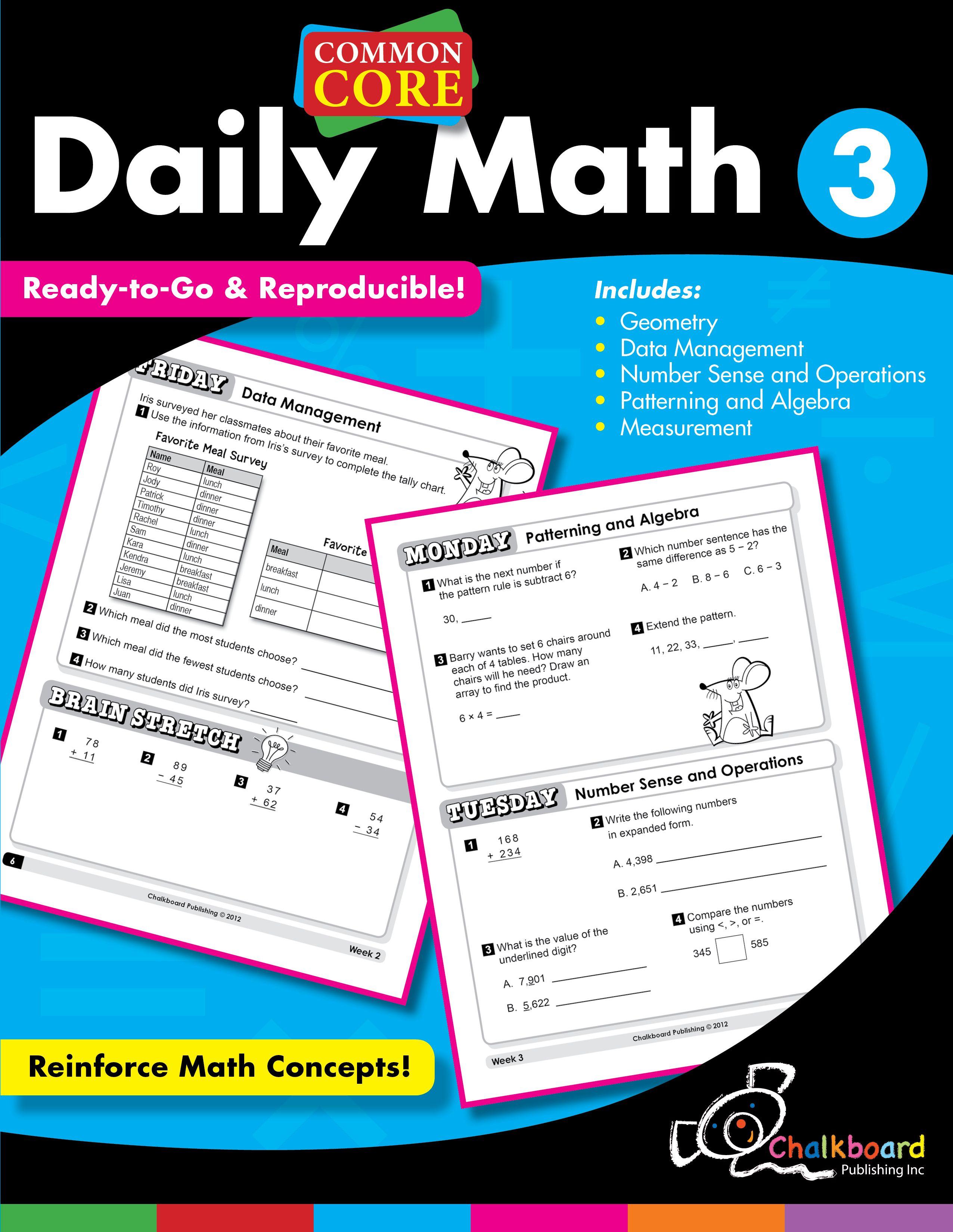 Daily Math 3