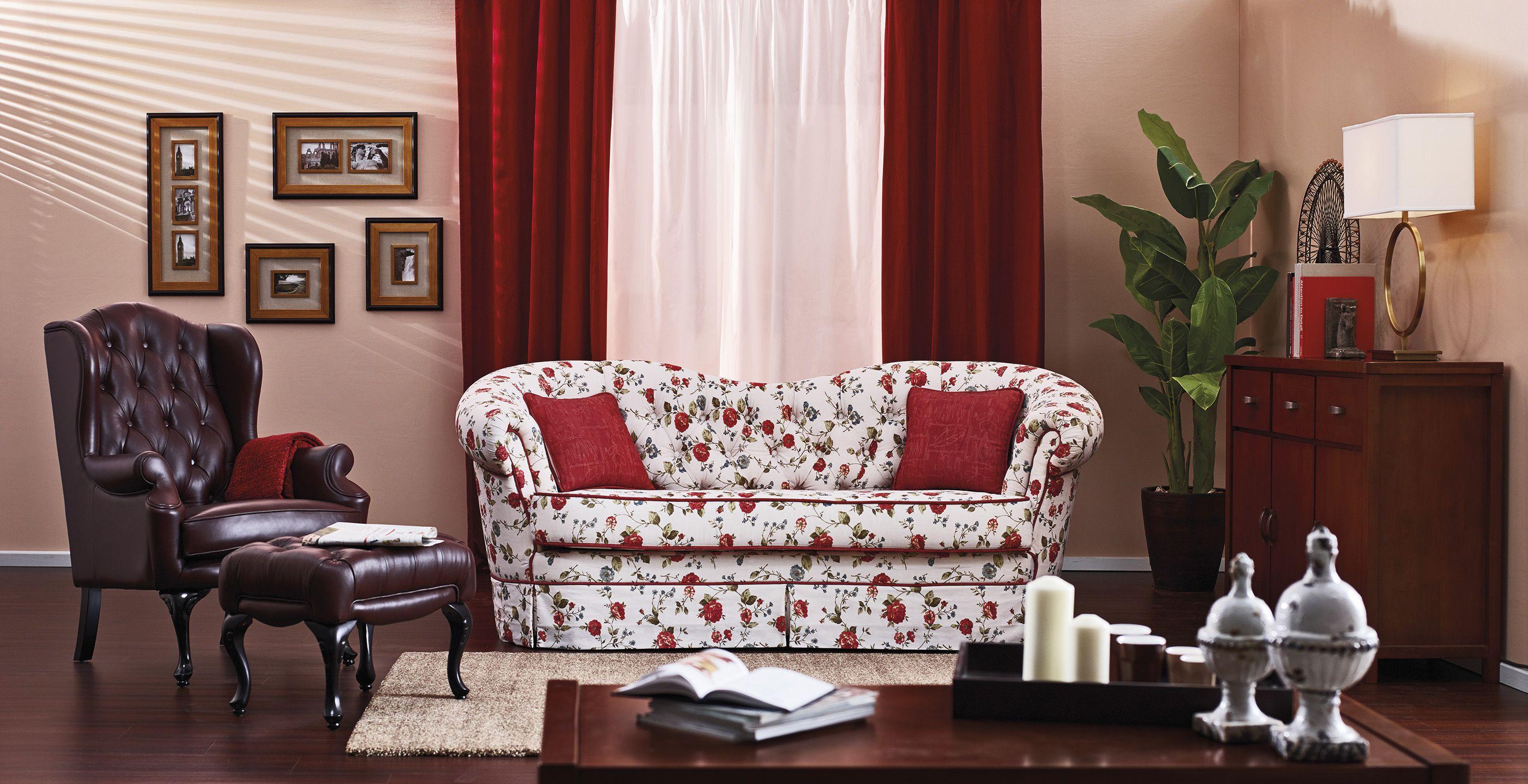 Virágzó bútorok - tavaszi lakberendezési inspirációk - Otthon24.hu