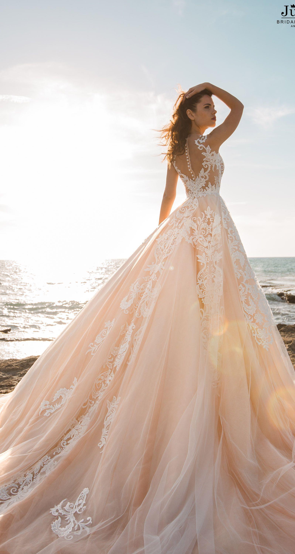 Ball gowns wedding dresses  Ball gown wedding dress by Julija Bridal Fashion julijawedding