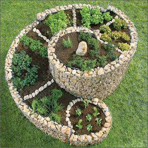 kr uterspirale garden pinterest kr uterspirale g rten und kr utergarten. Black Bedroom Furniture Sets. Home Design Ideas