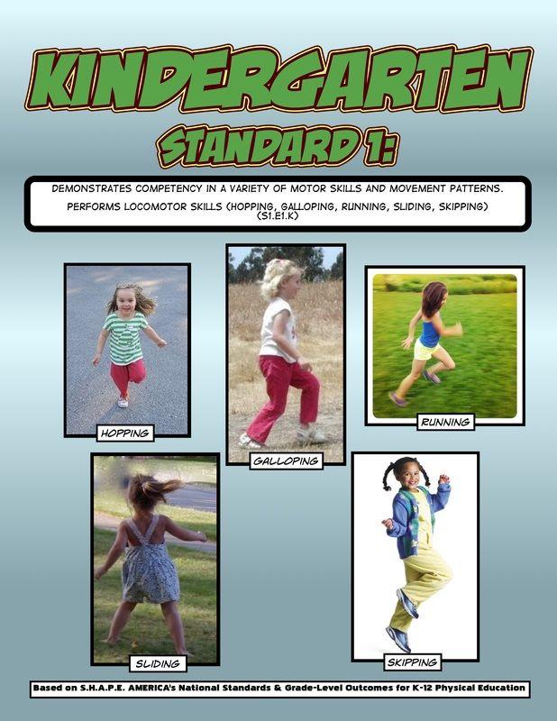 P E Shape America Posters Physical Education Games Elementary Pe Teaching Skills
