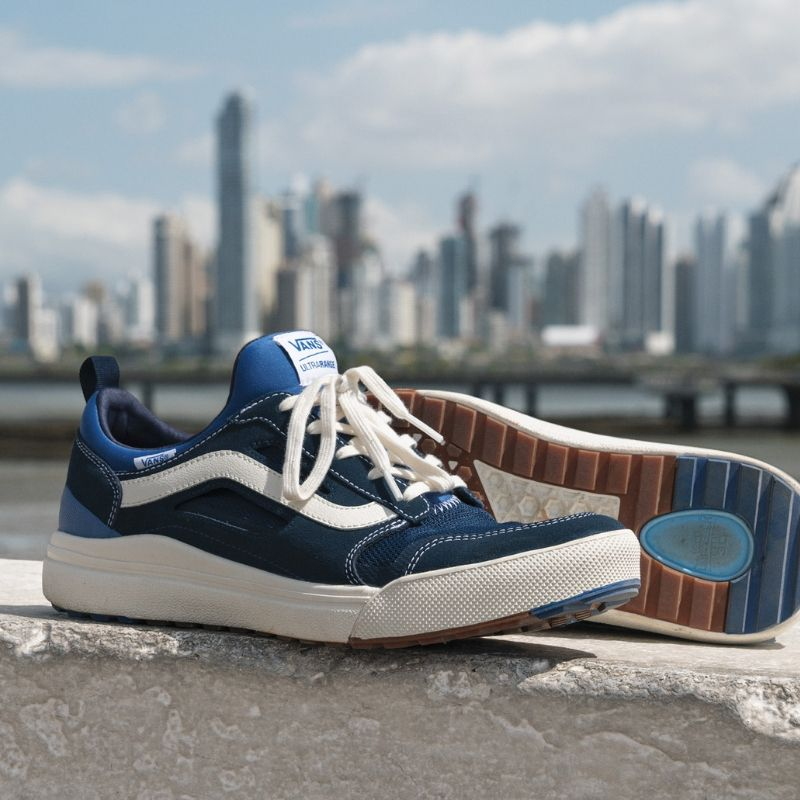 new arrivals 1cf89 f9060 Vans brings the UltraRange 3D to market, a new franchise style grounded on  Vans  signature co-molded UltraCush™ Lite 3D outsole.
