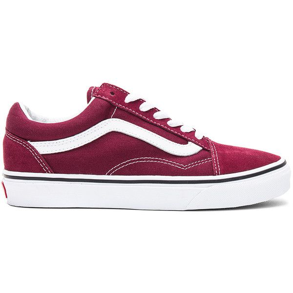 Vans Old Skool Sneaker ($60) ❤ liked on Polyvore featuring shoes, sneakers,
