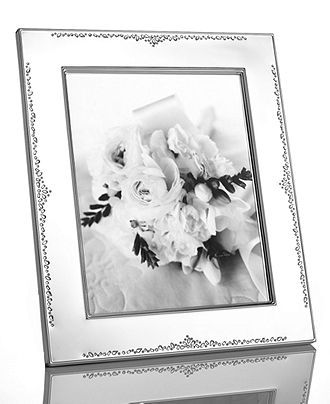 Monique Lhuillier Waterford Picture Frame Modern Registry Macys