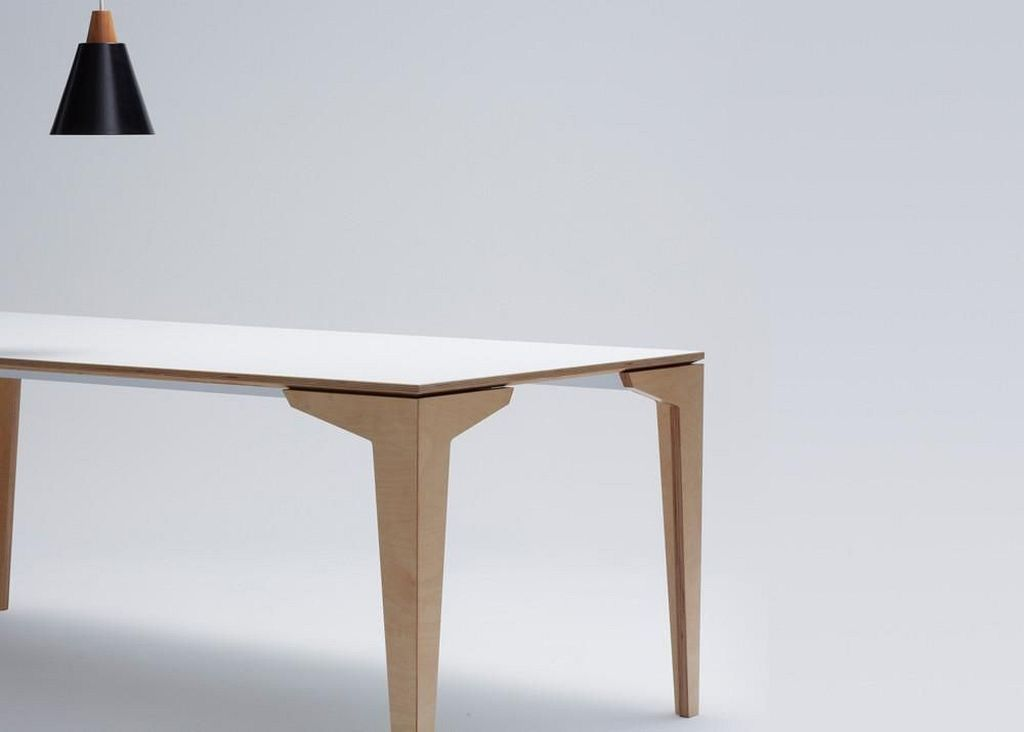 20 Modern Plywood Dining Table Designs You Can Make Dining