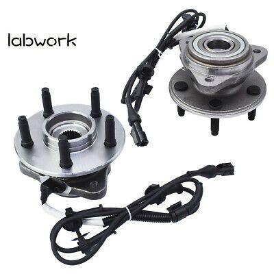Advertisement Ebay Front Wheel Bearing Hub Assembly 95 01 Ford