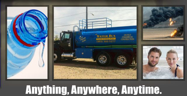 My Wife Thinks That We Should Start Getting Water From A Delivery Truck She Says That They Have The Cleanest Wate Water Delivery Water Delivery Service Water