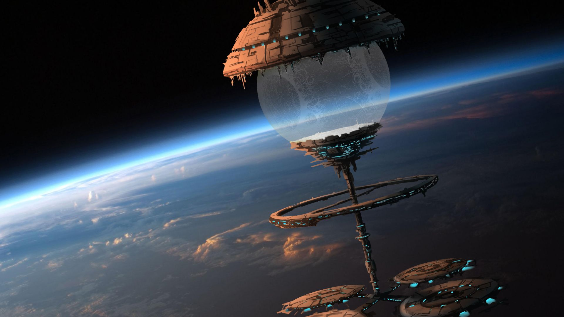 prison sci fi space station - photo #29