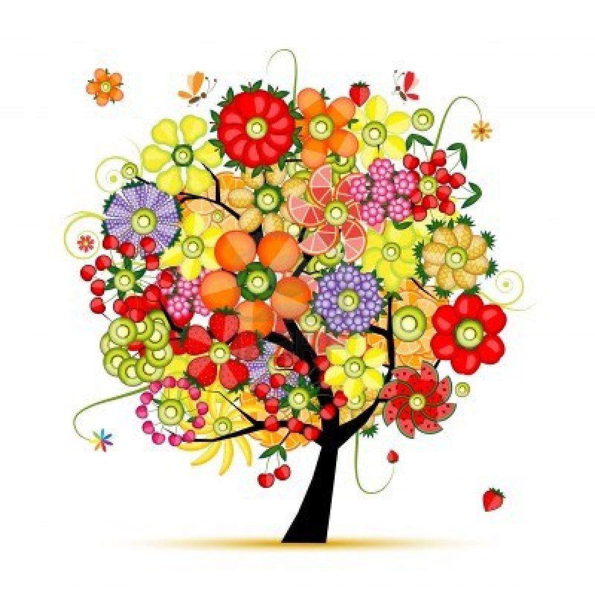 Flores Para Imprimir A Color Buscar Con Google Arte De Arboles Pintura Floral Flores Pintadas