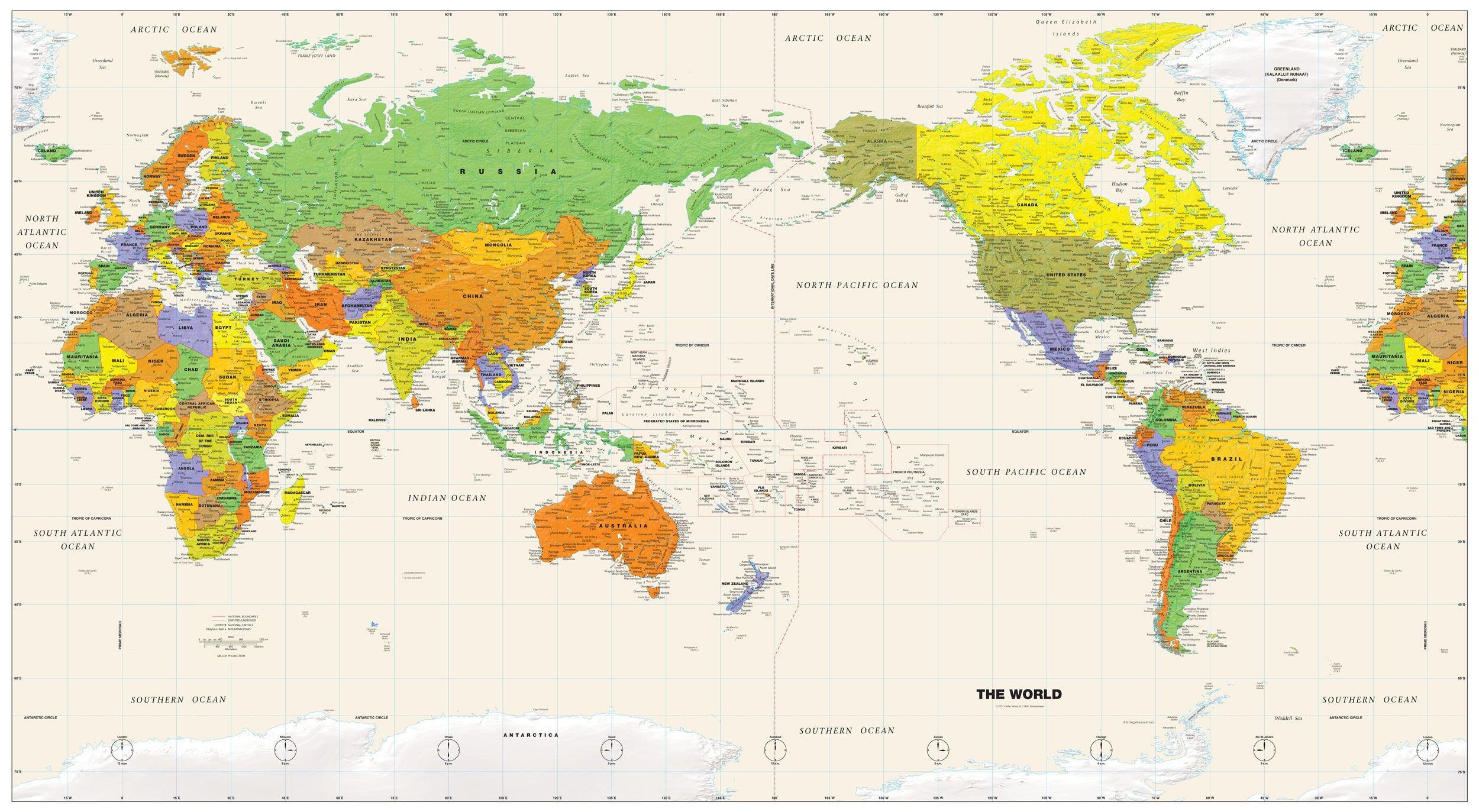 Pacific rim view world map giant wall world maps pinterest pacific rim view world map gumiabroncs Images