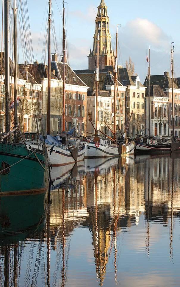 Hoge der Aa Travel around the world, Groningen, Netherlands