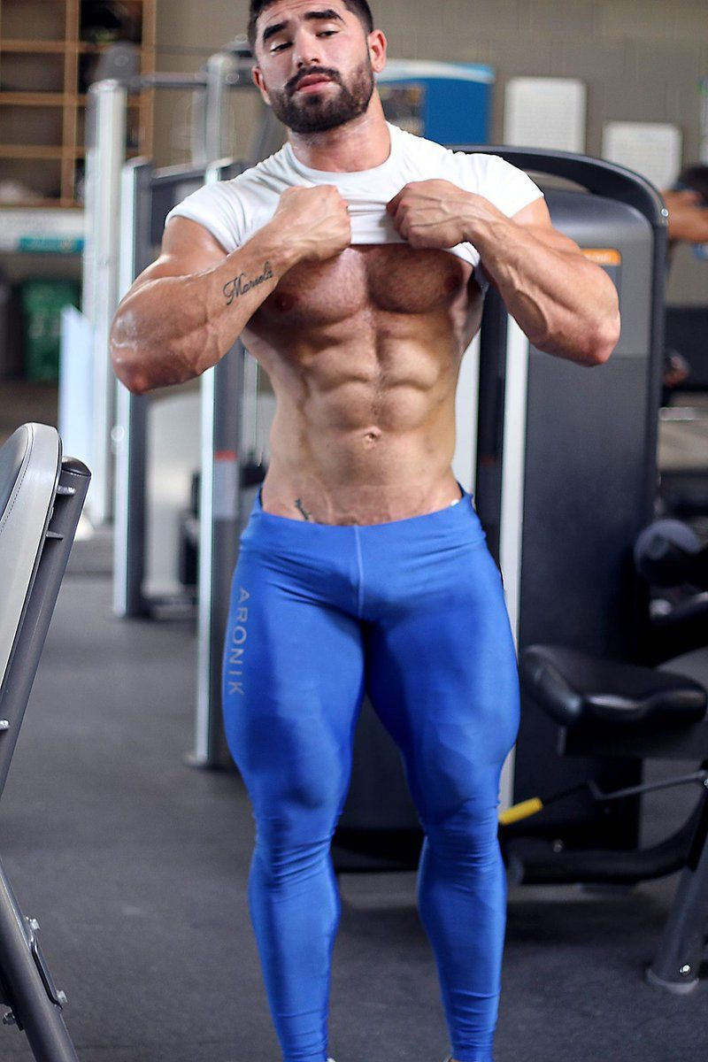 Sexy guys in tights