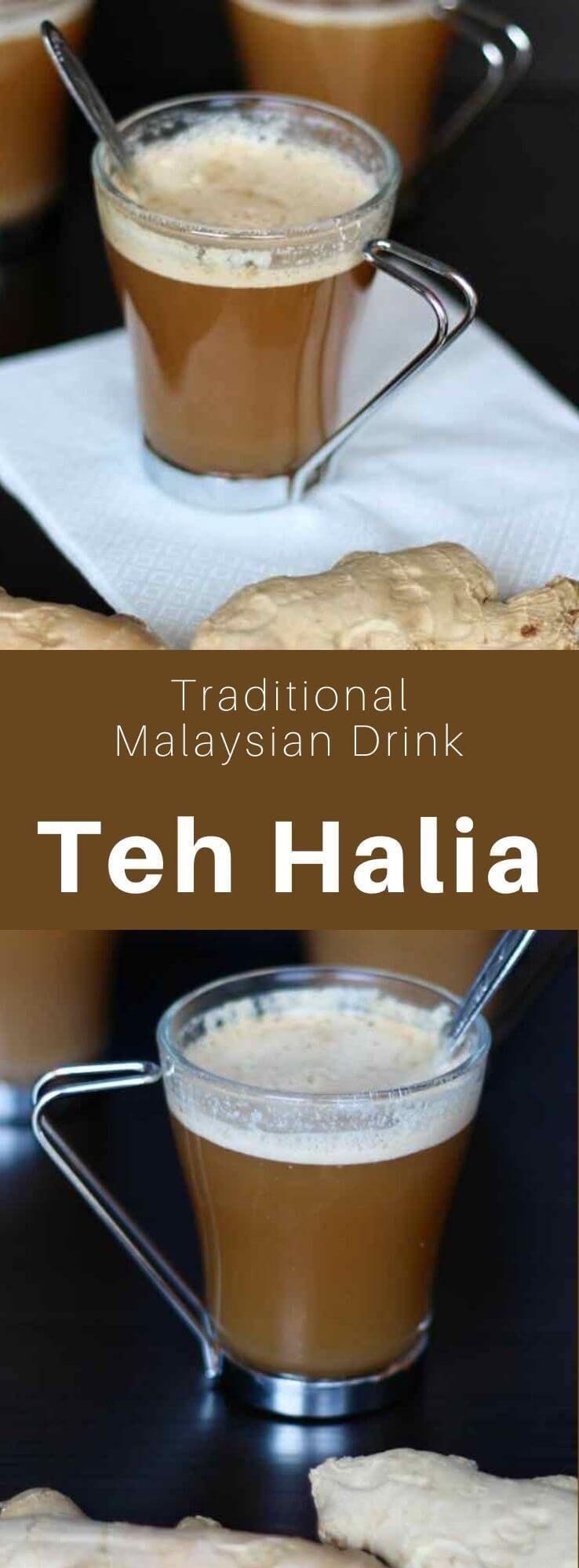 Malaysia Teh Halia In 2020 Malaysian Cuisine Malaysian Food Recipes