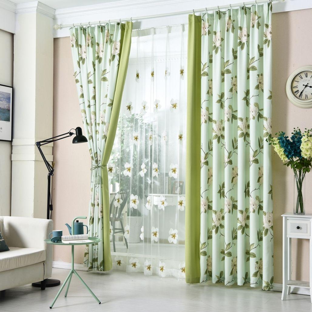 distingue rideaux salon moderne conu